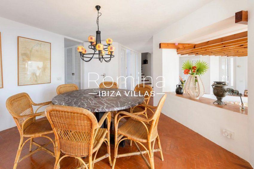 villa artemis ibiza-3zdining room2