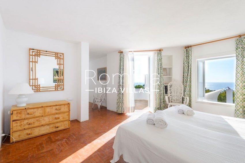 villa artemis ibiza-4bedroom1 sea view terrace