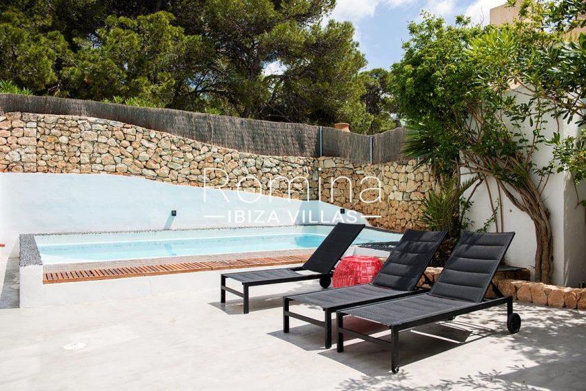 villa aurelia ibiza-2pool terrace