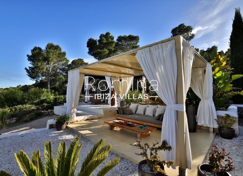 villa blue bay ibiza-2chill out