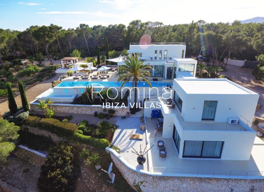 villa blue bay ibiza-2houses