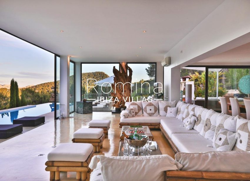 villa blue bay ibiza-3living room2