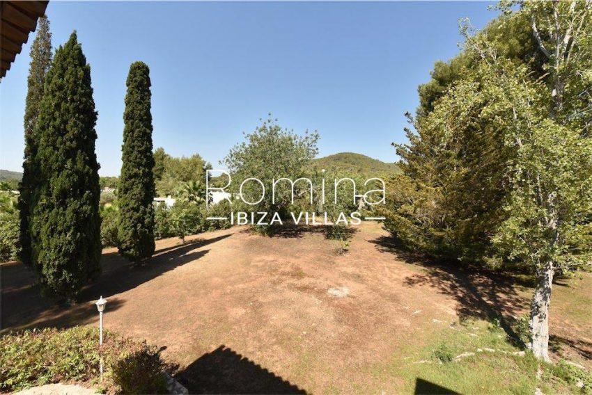 villa camps ibiza-2garden view hills