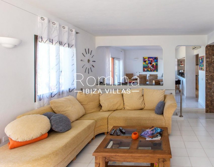 villa miki ibiza-3living room