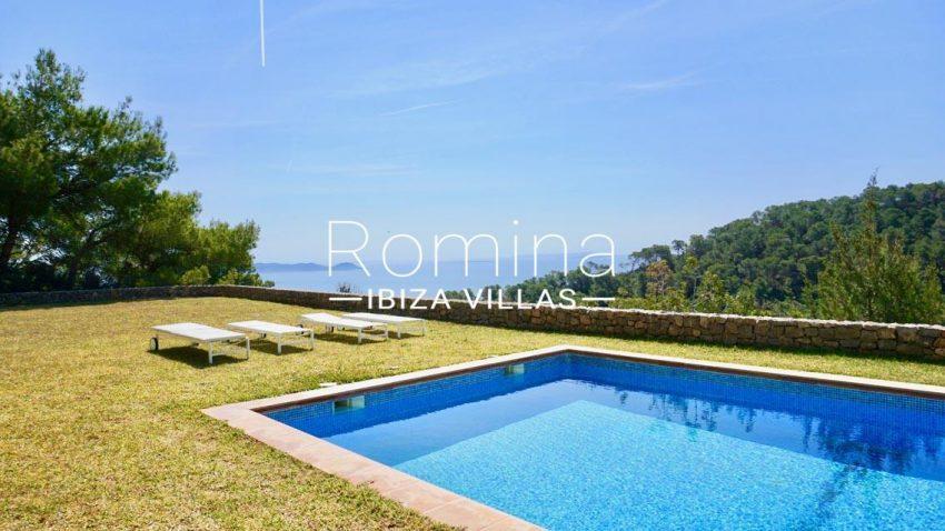 villa paraiso ibiza-1pool garden seaviewp
