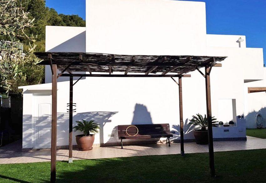 adosado olivo ibiza-2pergola terrace