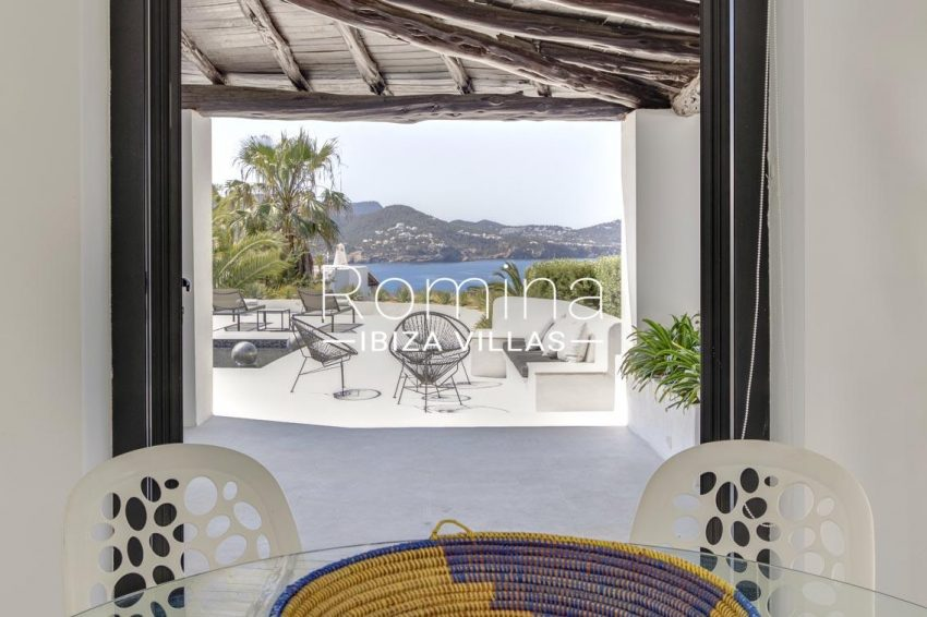 can sarmiento ibiza-3zdining room sea view