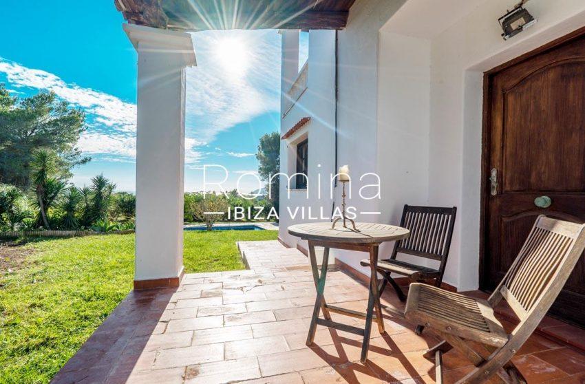 casa danny ibiza-2entarnce porch