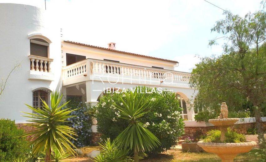 casa ula ibiza-2garden facade