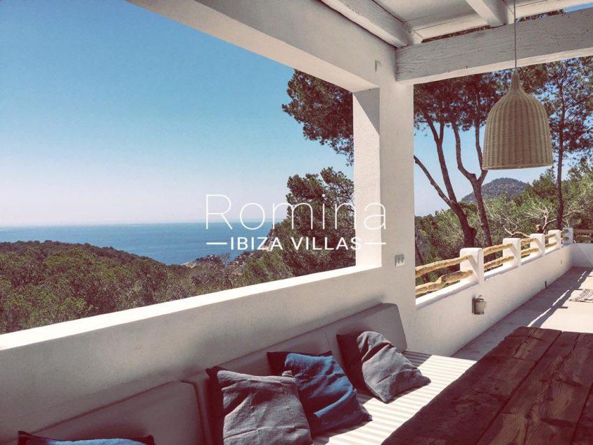 villa mar ibiza-1terrace sea view