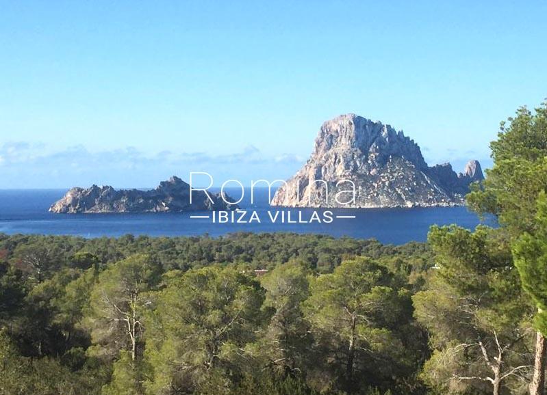 villa namaste ibiza-1sea view es vedra