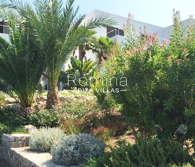 villa namaste ibiza-2garden facades