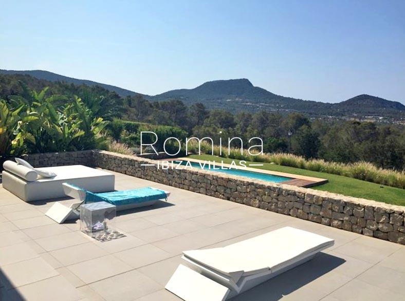 villa namaste ibiza-2terrace garden pool