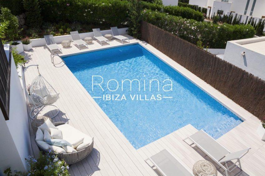 villa topaze ibiza-2pool terrace