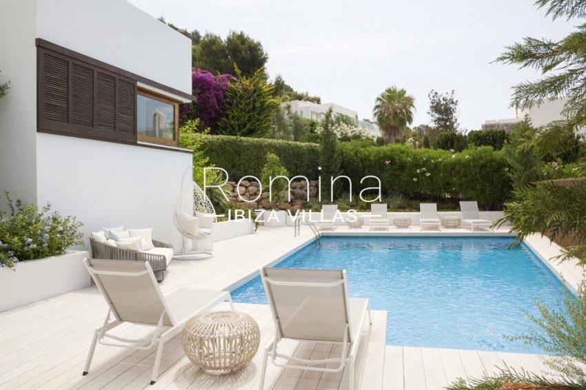 villa topaze ibiza-2pool terraces2