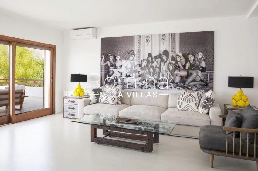 villa topaze ibiza-3living room