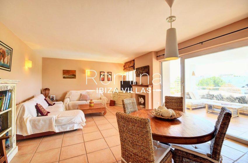 apto corali ibiza-3living dining room