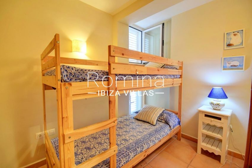 apto corali ibiza-4bedroom3 bunk b eds