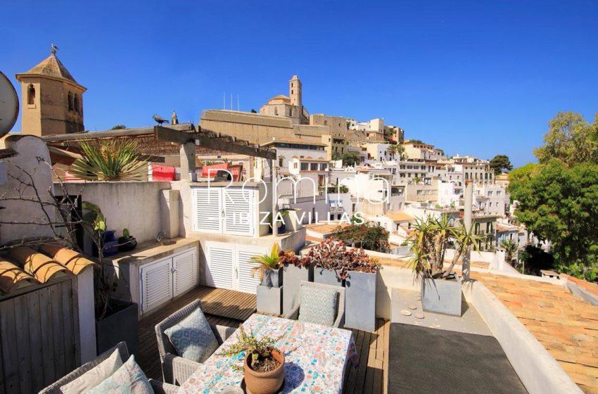 apto dalt vila terraza ibiza-1terrace view cathedral