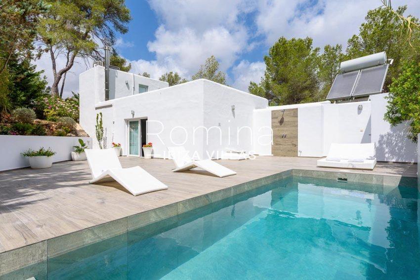 villa sa calma ibiza-2pool terrace