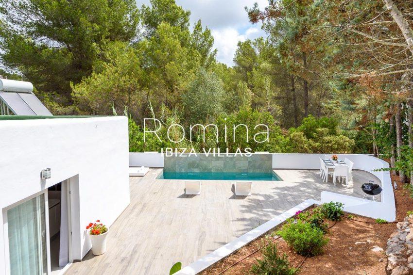 villa sa calma ibiza-2pool terrace3