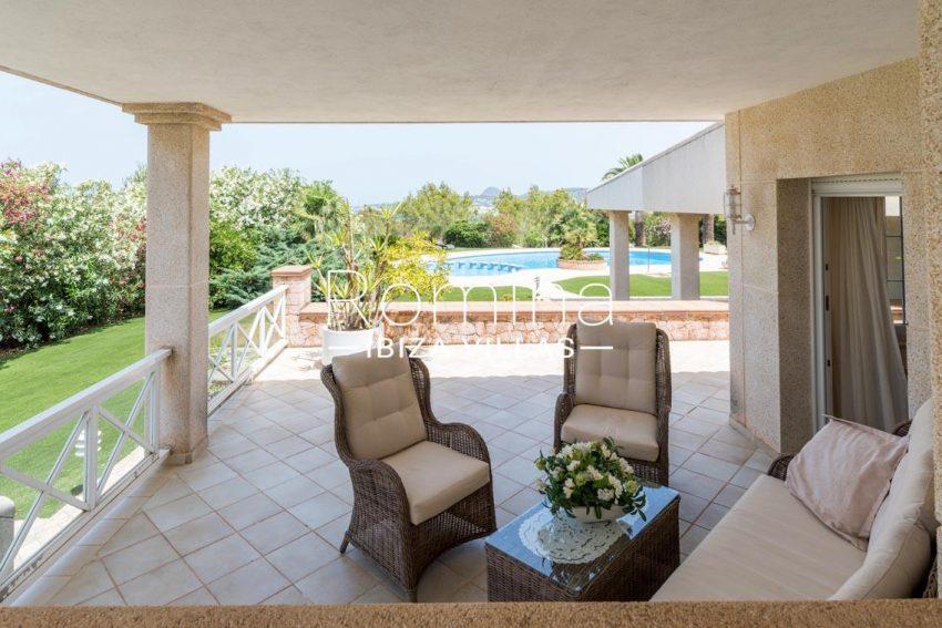 villa sommer ibiza-1terrace view cap nono