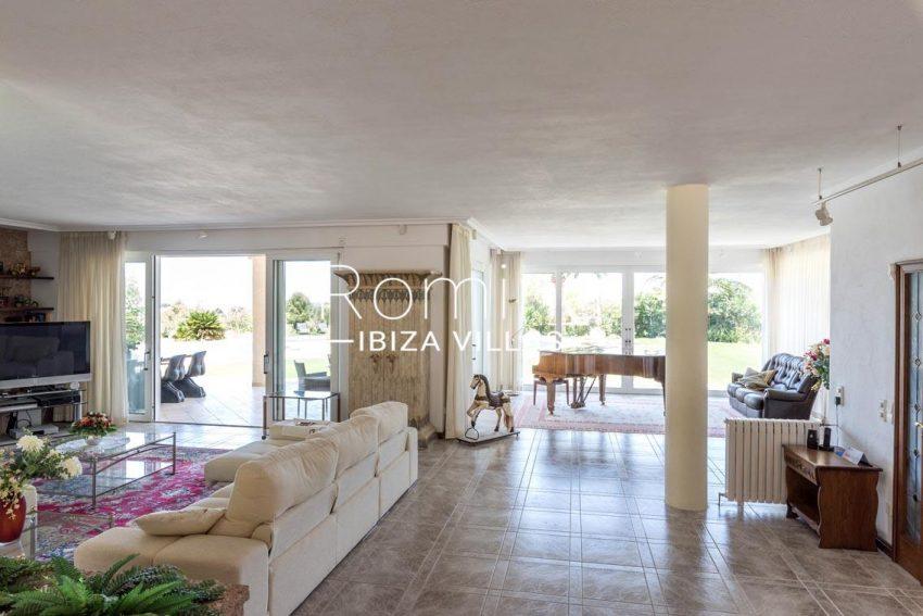 villa sommer ibiza-3living room
