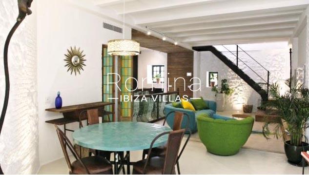 casa marina ibiza-3living dining room