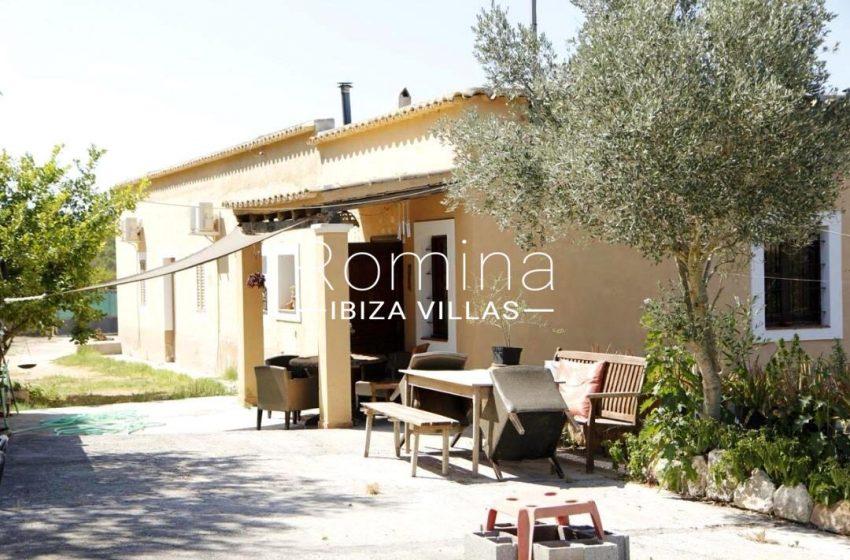 casa romero ibiza-2facade porch olivo