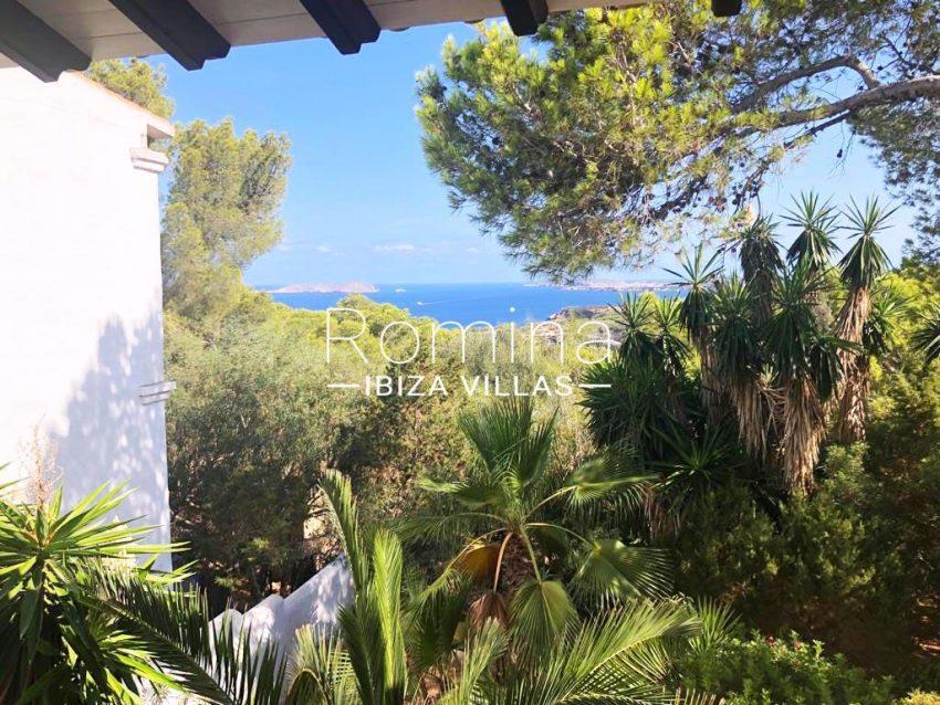 casa summer ibiza-1garden sea view2