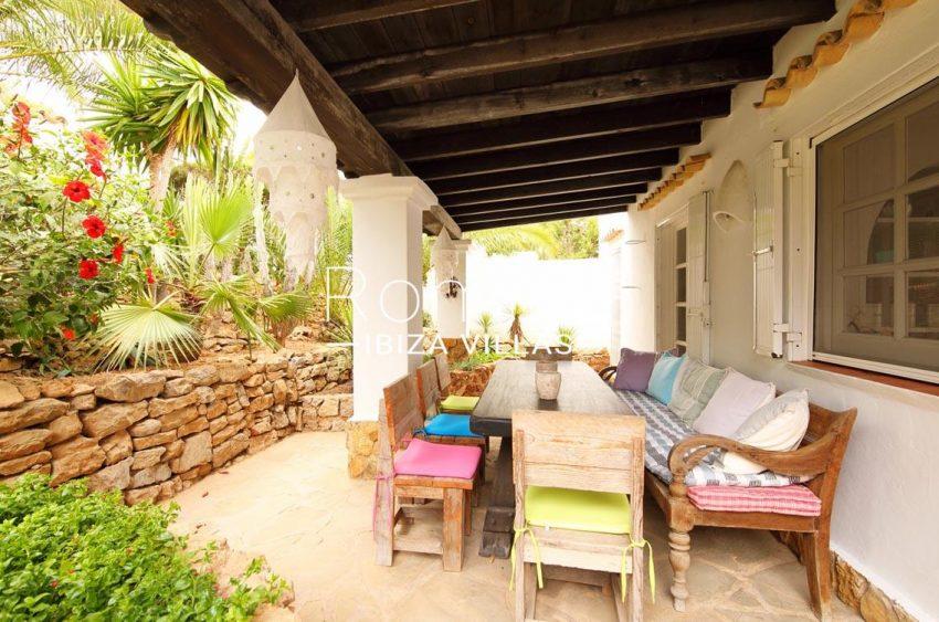 casa summer ibiza-2porch dining area