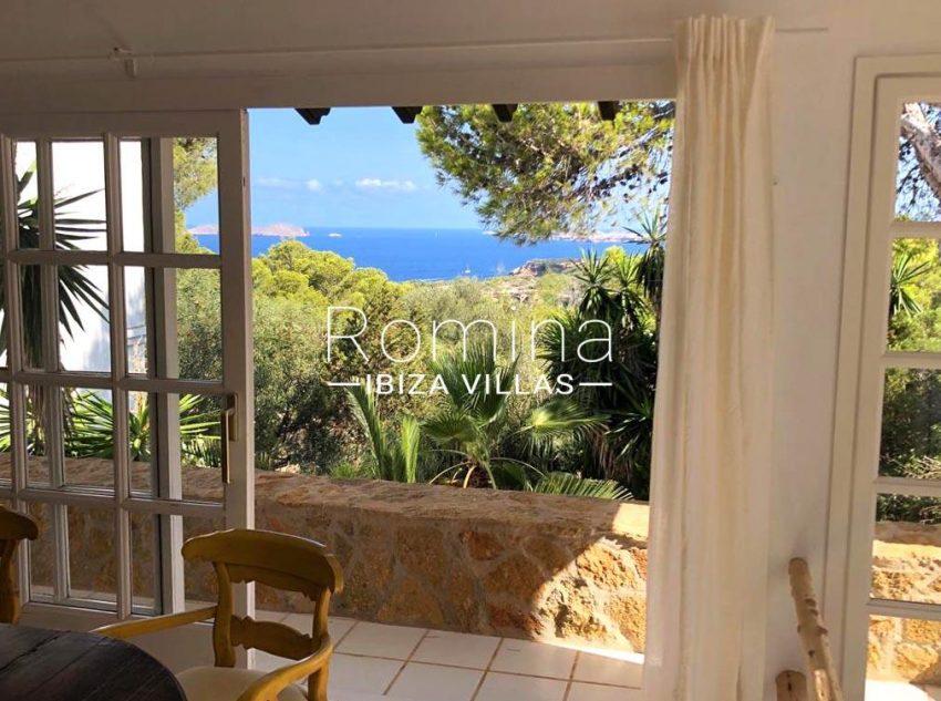 casa summer ibiza-3zdining room sea view