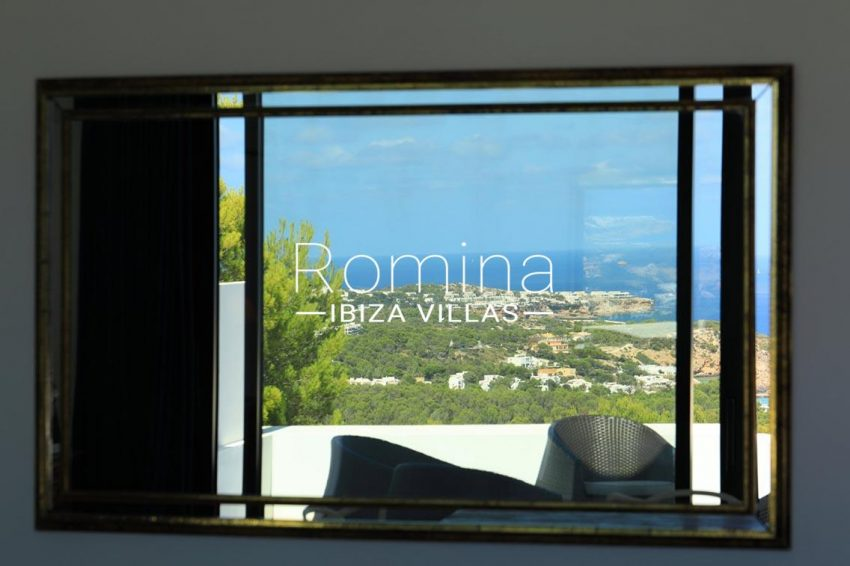 villa capricci ibiza-1sea view from interior
