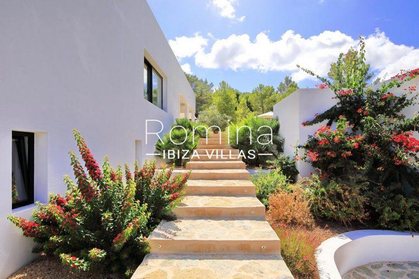 villa capricci ibiza-2garden stairs2