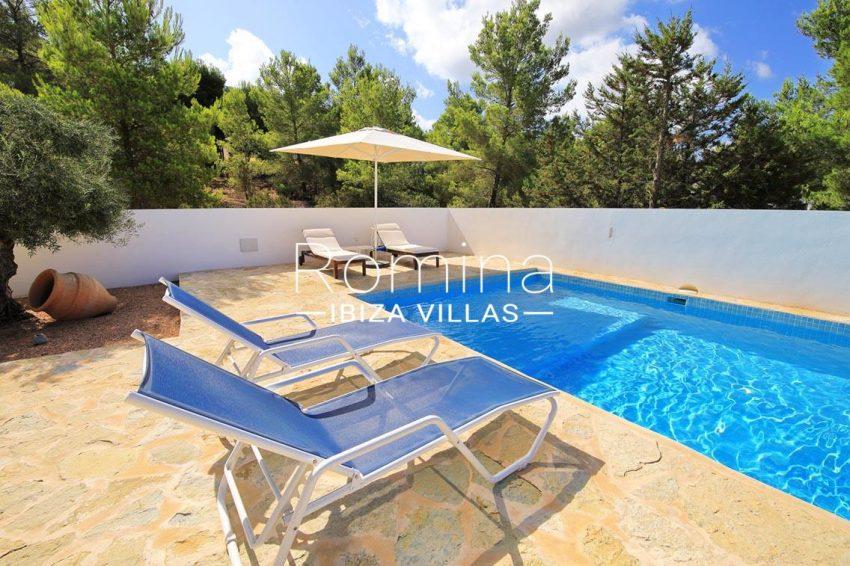 villa capricci ibiza-2pool terrace