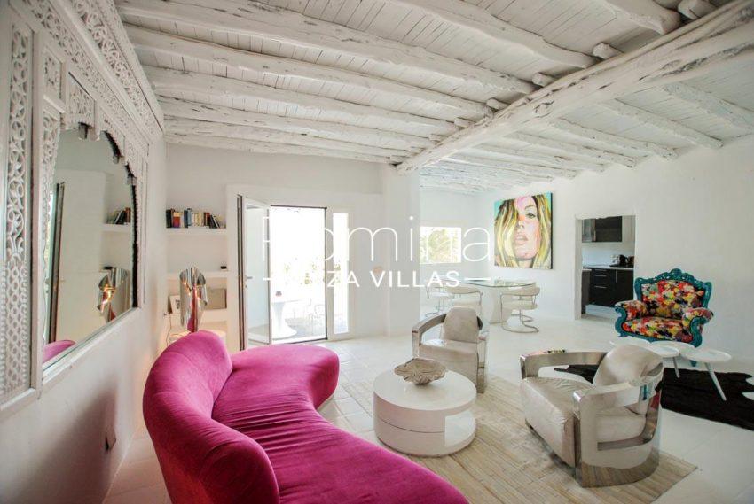 villa kumbo ibiza-3living room