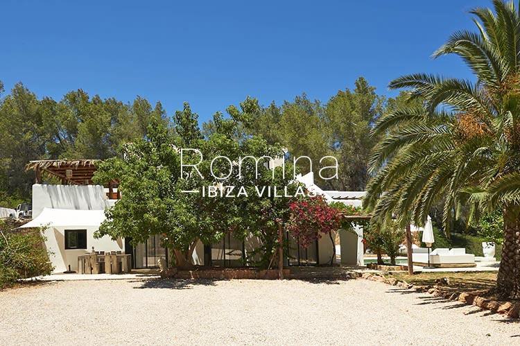 villa palmeras ibiza-2facade