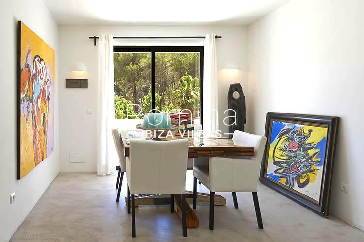 villa palmeras ibiza-3zdining room