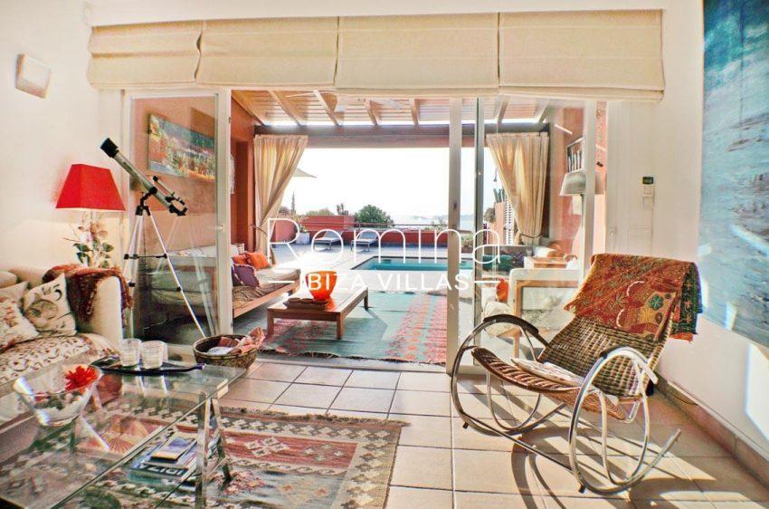 adosado ambra ibiza-3living room porch