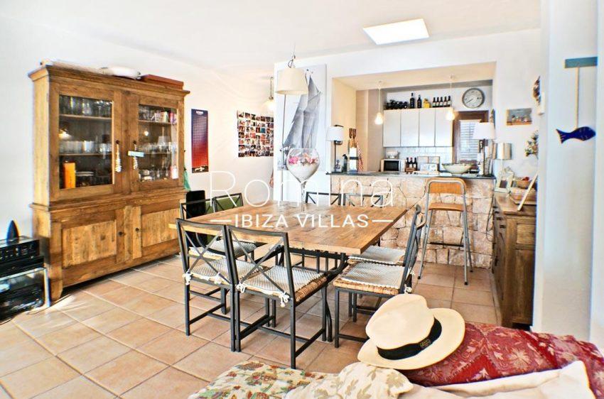 adosado ambra ibiza-3zdining area kitchen