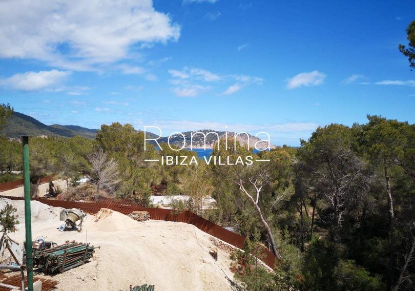 proyecto villa mar ibiza-1sea view
