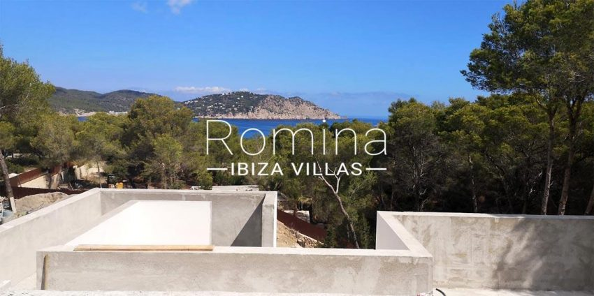 proyecto villa mar ibiza-1terrace sea view1
