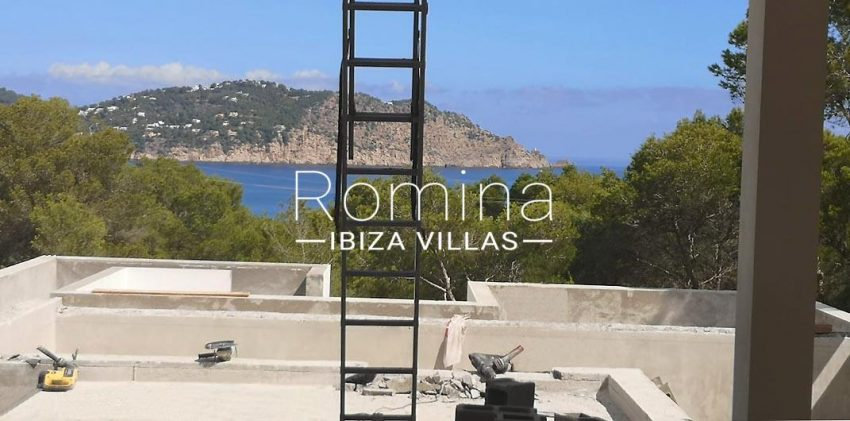 proyecto villa mar ibiza-1terrace sea view2