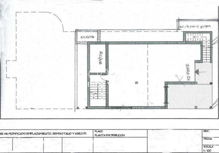 proyecto villa mar ibiza-6lay out basement