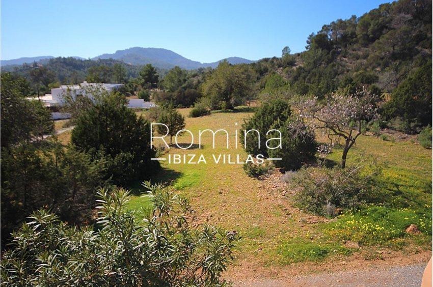 villa artemis ibiza-2land view hills