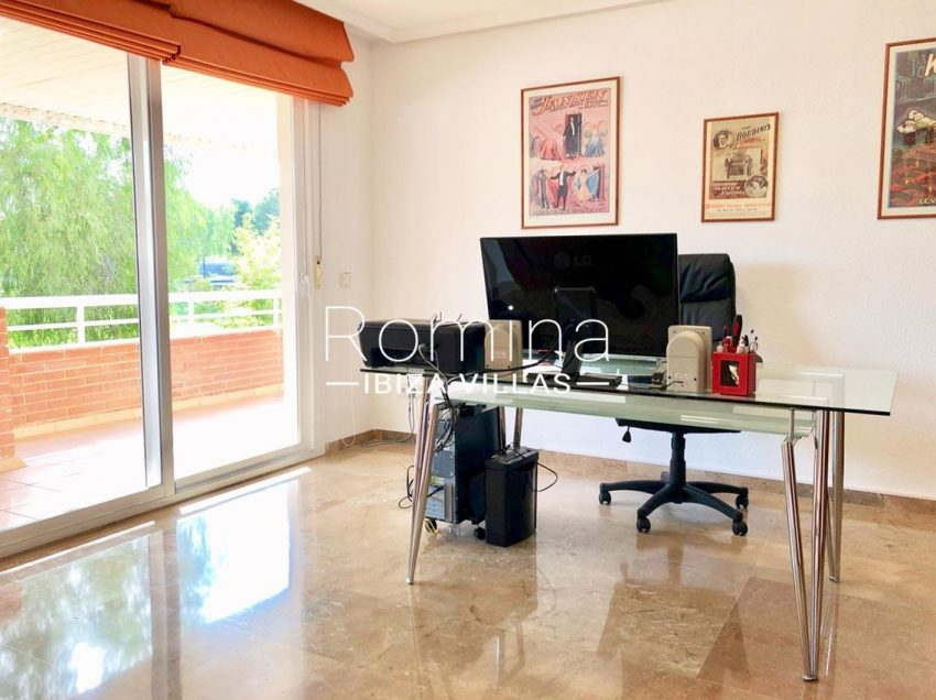 apto linn ibiza-4bedroom office