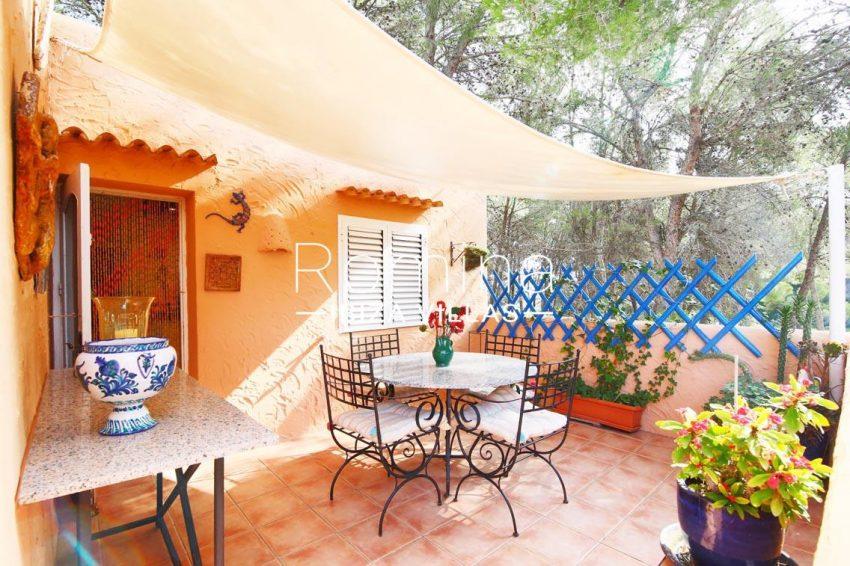 casa ciguena ibiza-2terrace sail dining area