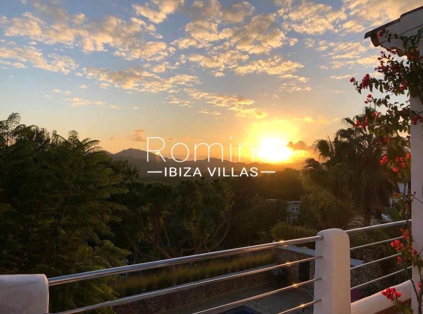 villa gecko ibiza-1sunset