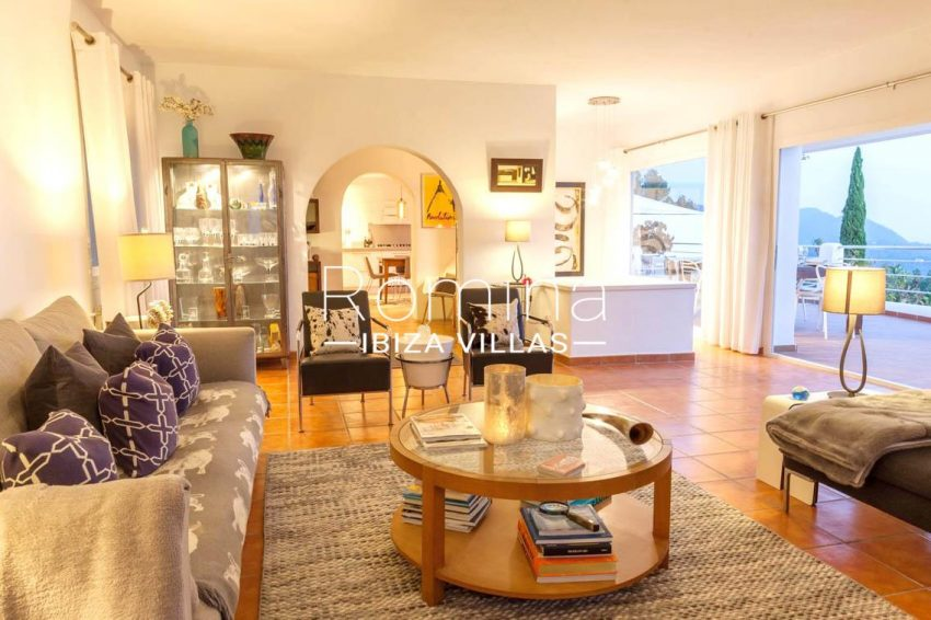villa gecko ibiza-3living room