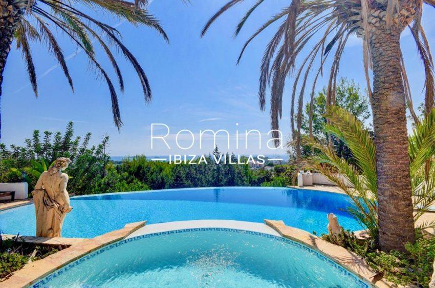 villa gio ibiza-1pool sea view2